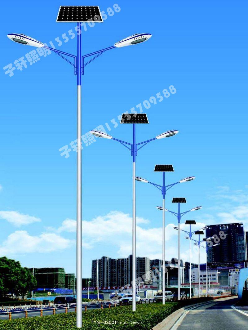 太阳能路灯020